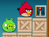 Angry Birds Take A Shower 2