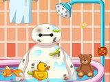 Bay Max Baby Bath