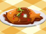 Dora Cooking Chicken Stew
