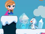 Frozen Anna Save Elsa