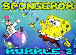 Spongebob SquarePants Bubble 2